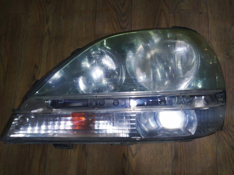Фара Lexus Rx300 XU10 1998 передняя левая (б/у)