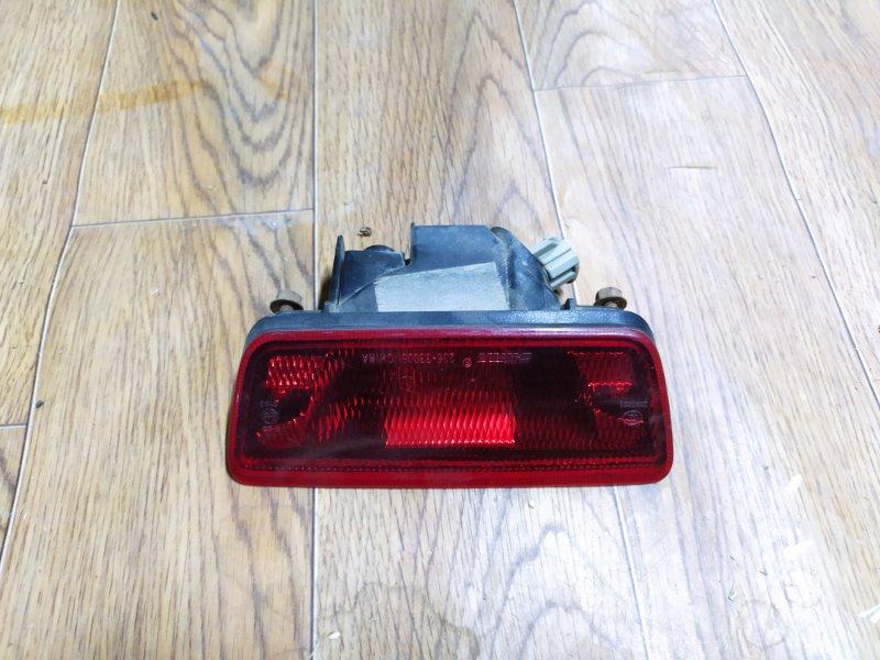 Фонарь противотуманный птф Infiniti G35 V36 2006 задний (б/у)