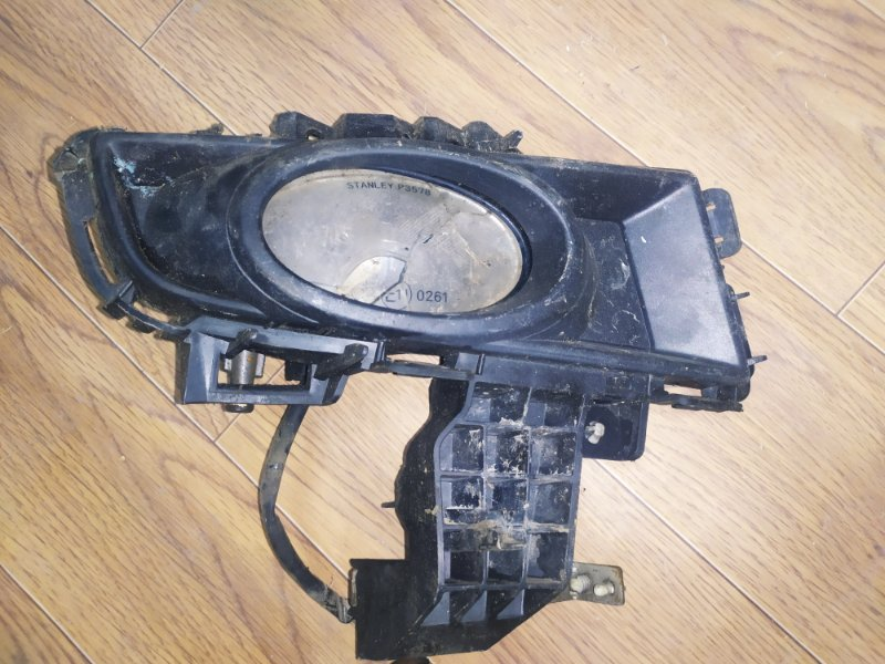 Фара противотуманная птф Mazda 3 BL 2008 передняя правая (б/у)