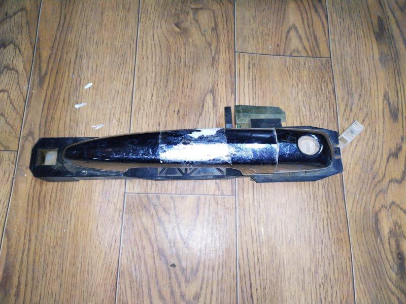 Ручка двери внешняя Subaru Tribeca B9 2005 передняя левая (б/у)