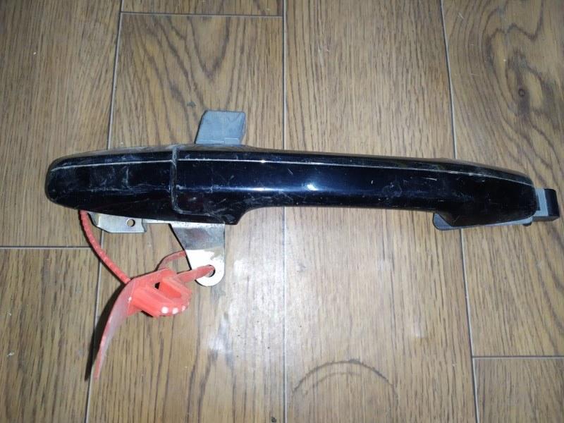 Ручка двери внешняя Honda Civic 8 4D 2005 задняя правая (б/у)