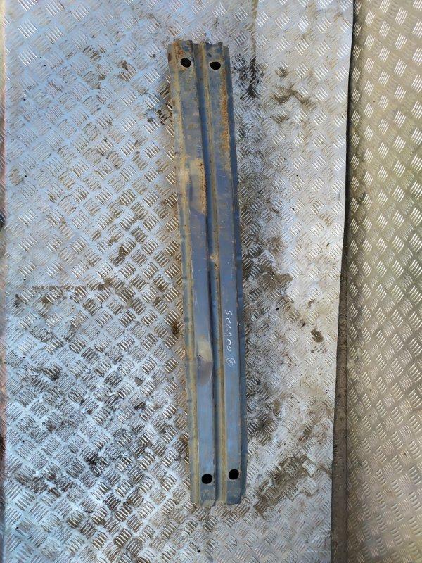 Усилитель бампера Lifan Solano 620 2010 передний (б/у)