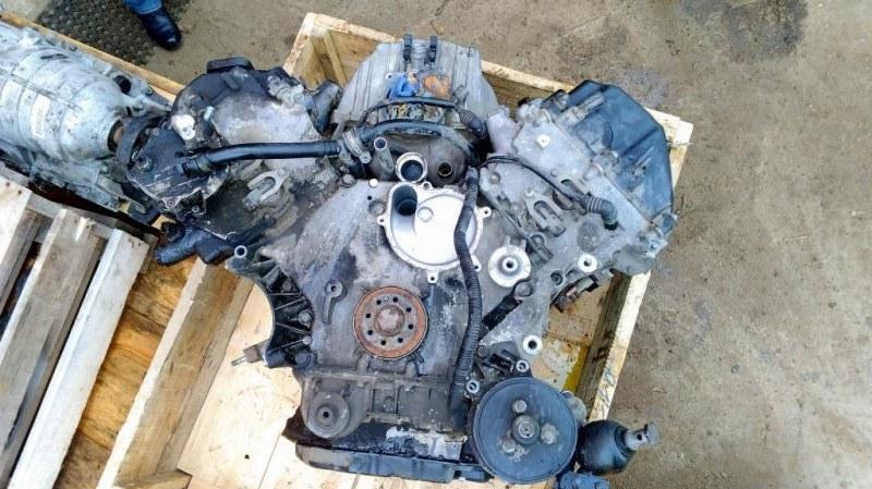 Двигатель, двс Bmw 545I E60 N62B44A 2002 (б/у)