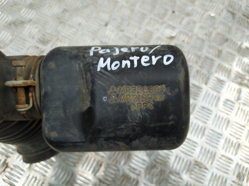 Резонатор воздушного фильтра Mitsubishi Pajero/montero Sport KH 2008 (б/у)