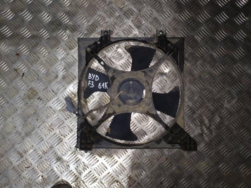 Вентилятор охлаждения двигателя Byd F3 4G15S 2005 (б/у)