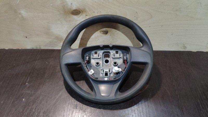 Руль Renault Logan L8 K7M 2014 (б/у)