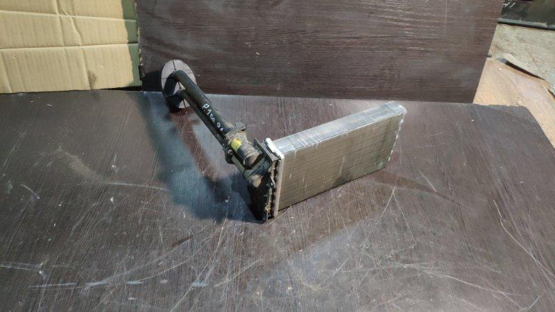 Радиатор отопителя печки Peugeot 206 (б/у)