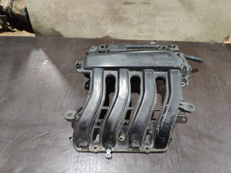Коллектор впускной Renault Clio BR K4MC801 2005 (б/у)