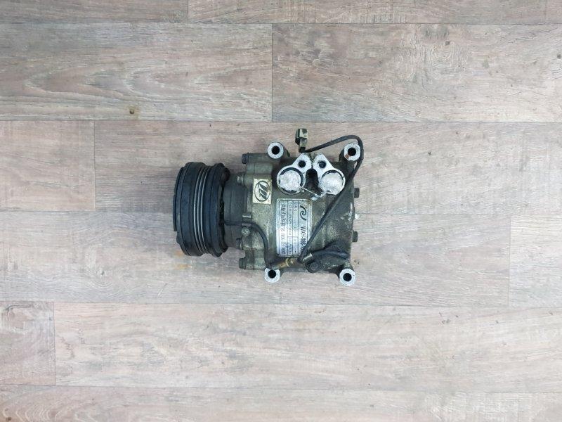 Компрессор кондиционера Lifan Solano 620 LF481Q3 2010 (б/у)