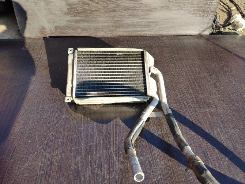 Радиатор отопителя печки Daewoo Nexia N100 1995 (б/у)