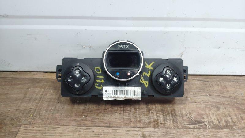 Блок управления климатом Renault Clio BR K4MC801 2005 (б/у)