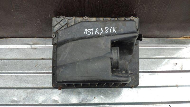 Корпус воздушного фильтра Opel Astra H Z13DTH 2004 верхний (б/у)
