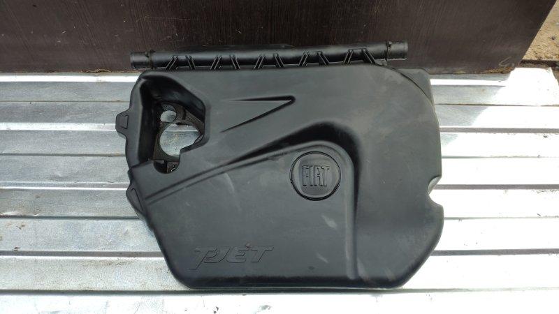Накладка двигателя Fiat Linea 323 198A40000 2007 (б/у)