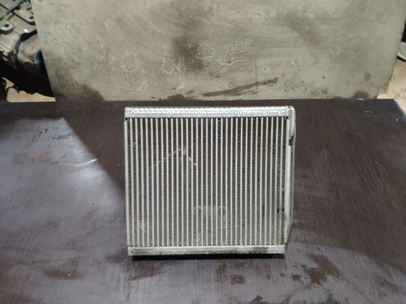Радиатор отопителя печки Hyundai Tucson TL 2015 (б/у)
