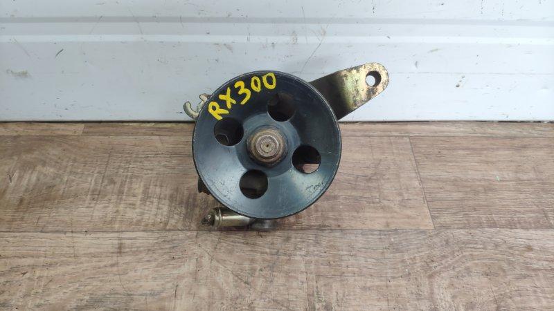 Насос гидроусилителя, насос гур Lexus Rx300 XU10 1MZFE 1998 (б/у)