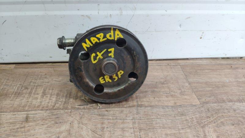 Насос гидроусилителя, насос гур Mazda Cx-7 ER L3-VDT 2006 (б/у)