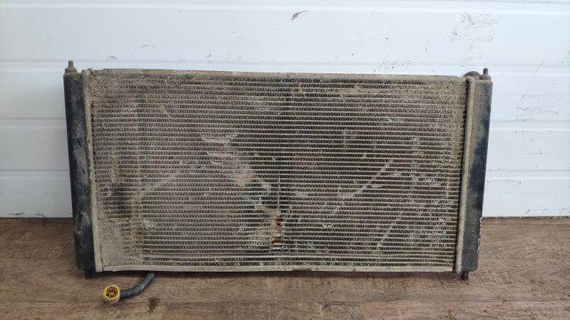 Радиатор двигателя Lifan Breez 520 2007 (б/у)