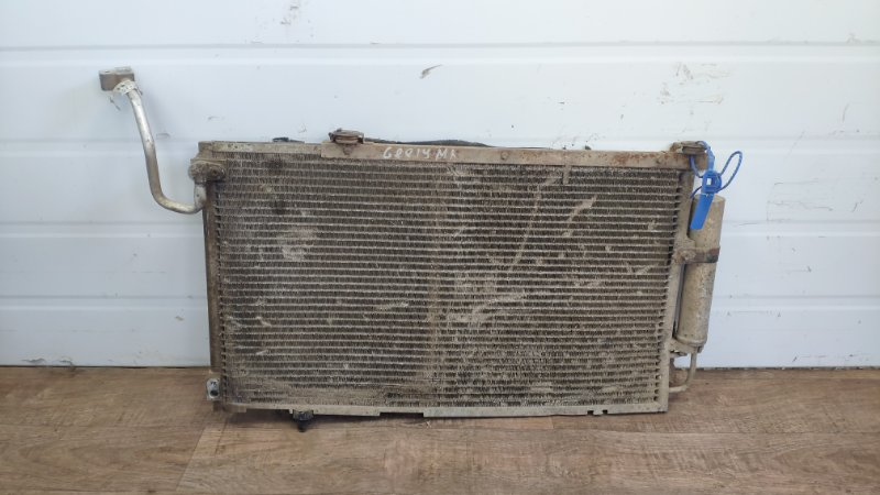 Радиатор кондиционера Geely Mk 5A-FE 2011 (б/у)