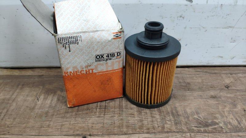 Масляный фильтр Fiat Doblo 2005 (б/у)