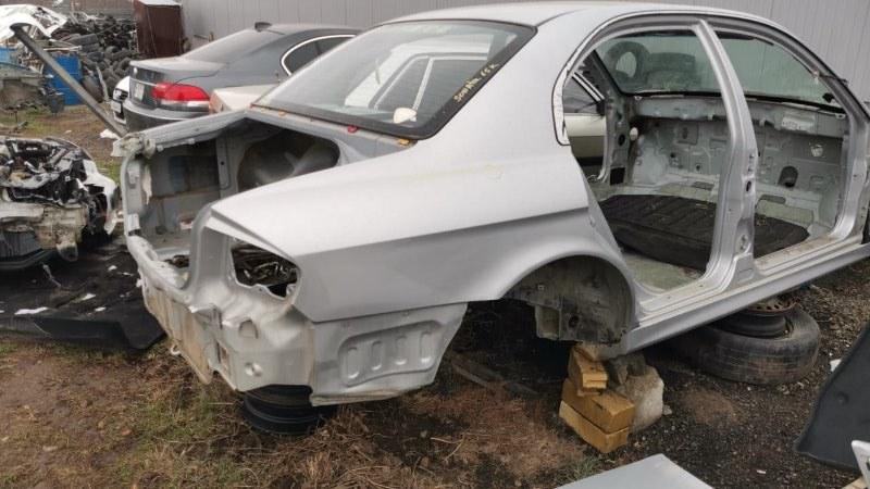 Крыло Hyundai Sonata EF G4JP 1998 заднее правое (б/у)