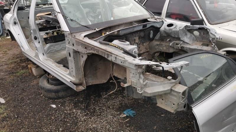 Лонжерон Hyundai Sonata EF G4JP 1998 передний правый (б/у)