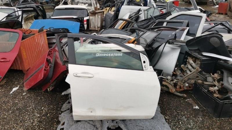 Дверь Mazda Demio DE5FS ZY-VE 2007 передняя правая (б/у)