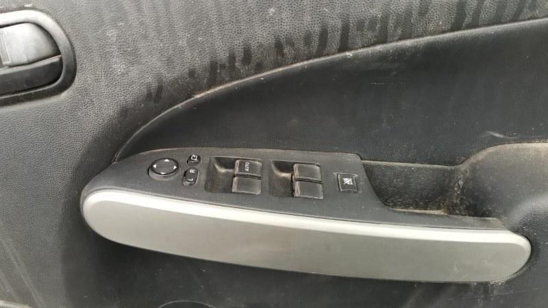 Блок управления стеклоподъемниками Mazda Demio DE5FS ZY-VE 2007 передний правый (б/у)