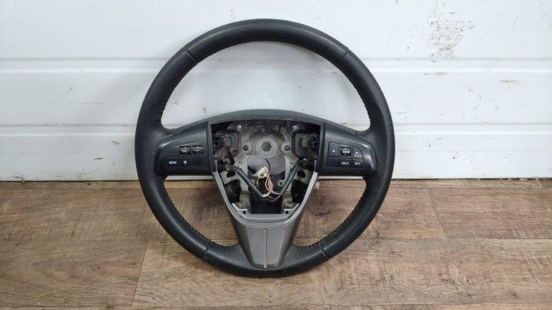 Руль Mazda Mazda3 BL 2008 (б/у)