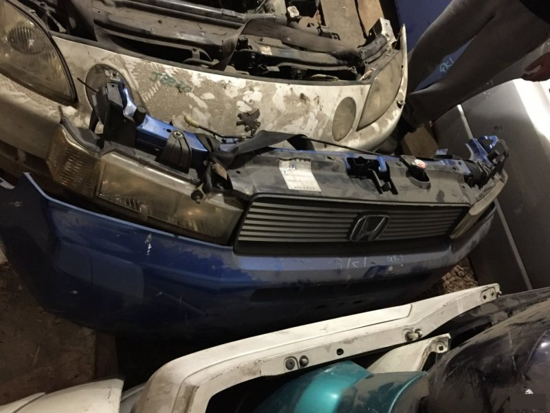 Nose cut Honda Mobilio Spike GK1 (б/у)