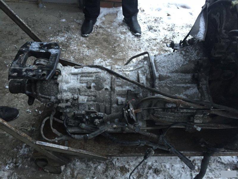 Акпп Mazda Bongo F8 (б/у)