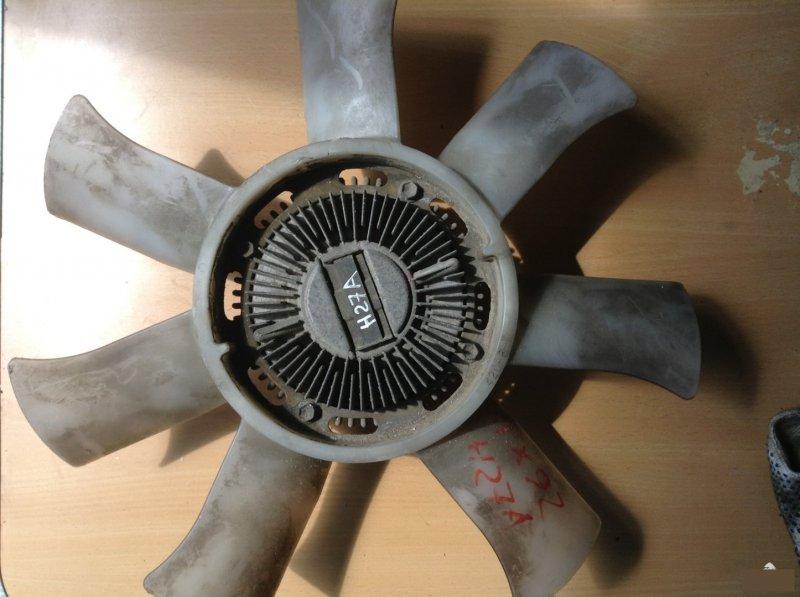 Вискомуфта Suzuki Grand Escudo TX92 H27AH25AH20A (б/у)