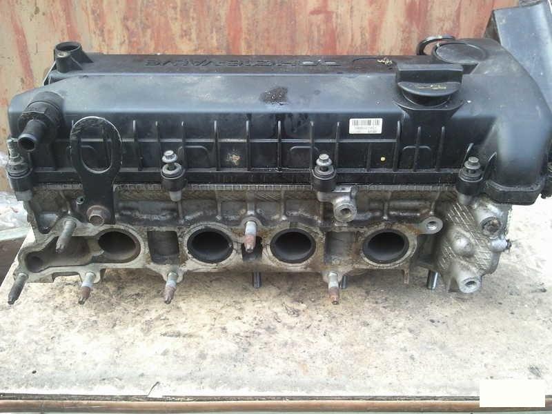 Головка блока цилиндров Mazda 6 L8DE (б/у)