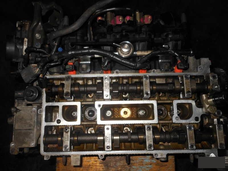 Головка блока цилиндров Mazda Atenza L3VE (б/у)