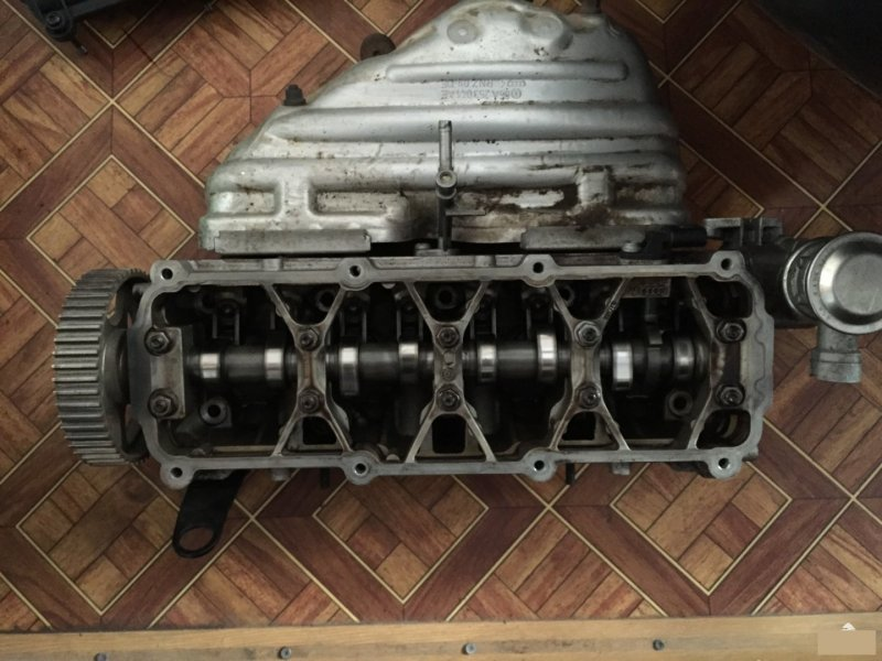 Головка блока цилиндров Audi A3 16 (б/у)