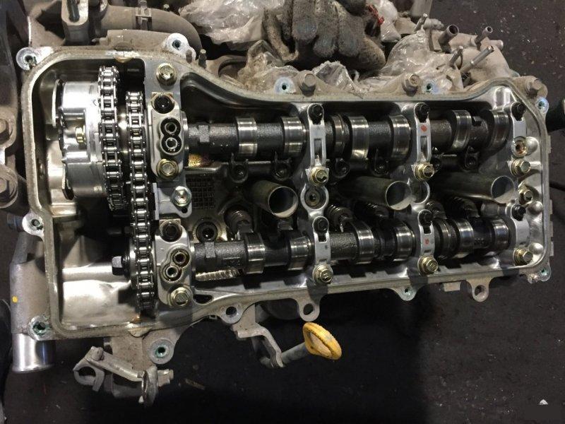Головка блока цилиндров Lexus Rx400 2GRFXE (б/у)