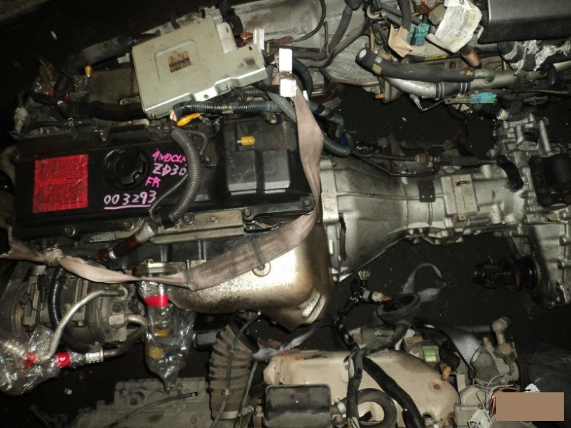 Двигатель Nissan Caravan 50 ZD30 (б/у)