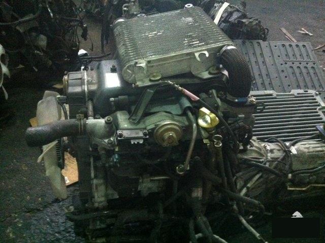 Двигатель Isuzu Bighorn 4JX1T (б/у)