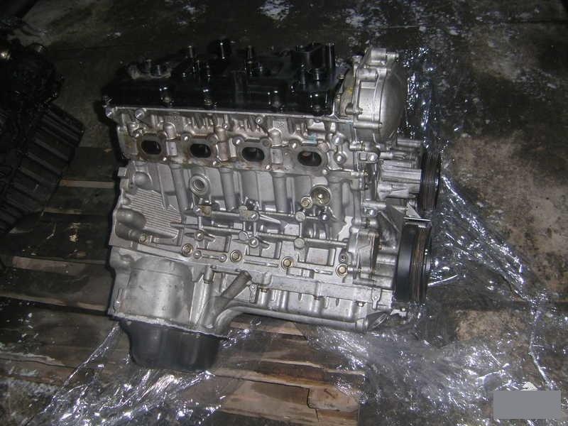Двигатель Nissan Armada VK56 (б/у)