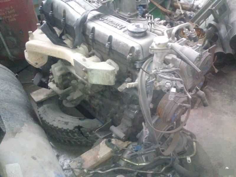 Двигатель Nissan Diesel FE6 (б/у)