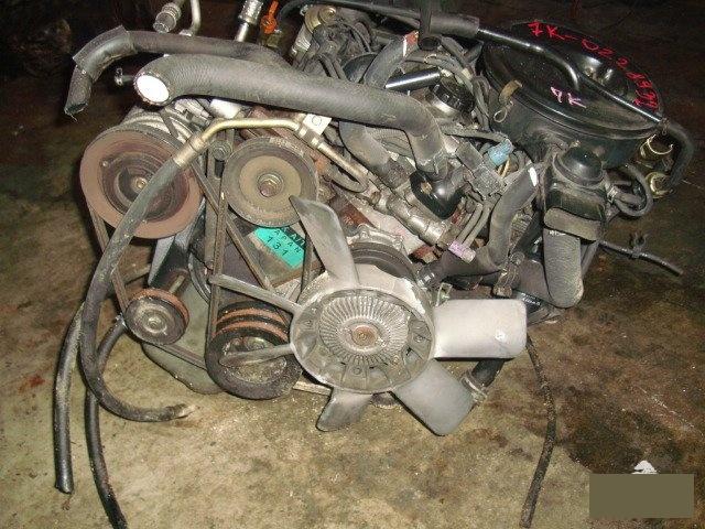 Двигатель Toyota Town Ace KR42 7K (б/у)