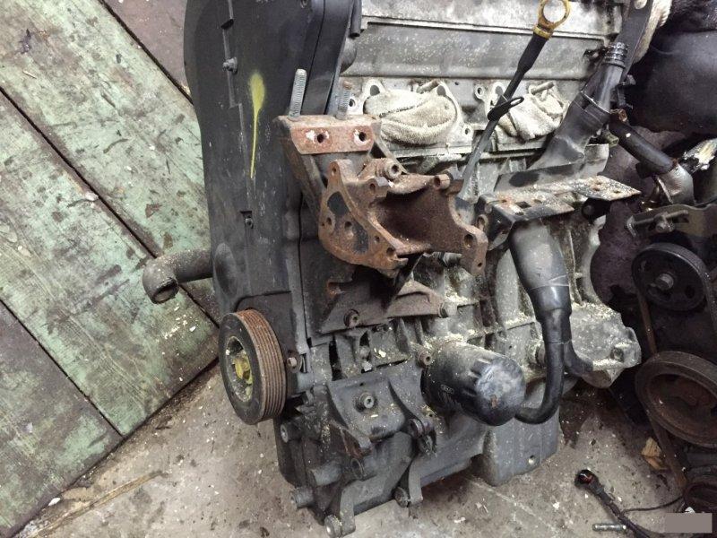 Двигатель Peugeot 406 18 (б/у)
