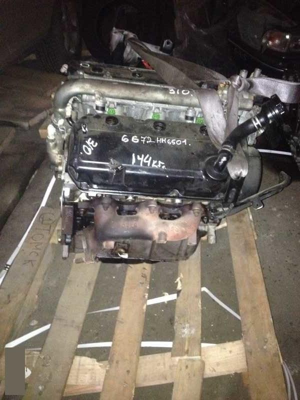 Двигатель Mitsubishi Montero 6G72 (б/у)