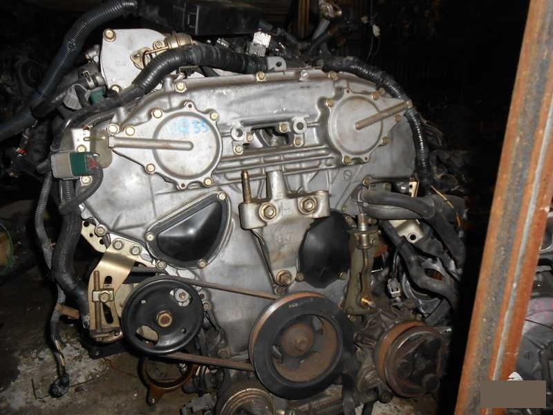 Двигатель Infiniti Qx4 VQ35 (б/у)