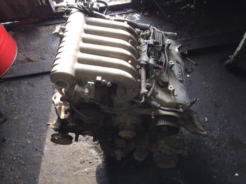 Двигатель Mitsubishi Diamante 6G73 (б/у)