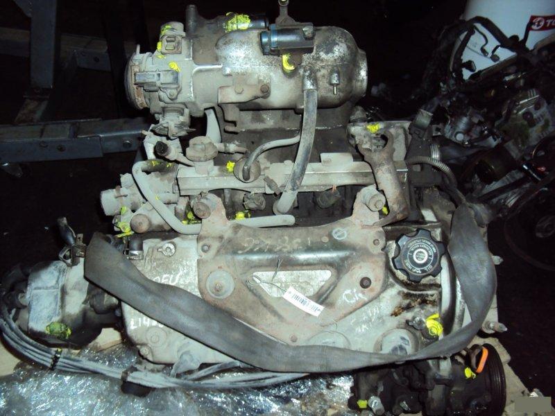 Двигатель Honda Hr-V D16W1 (б/у)