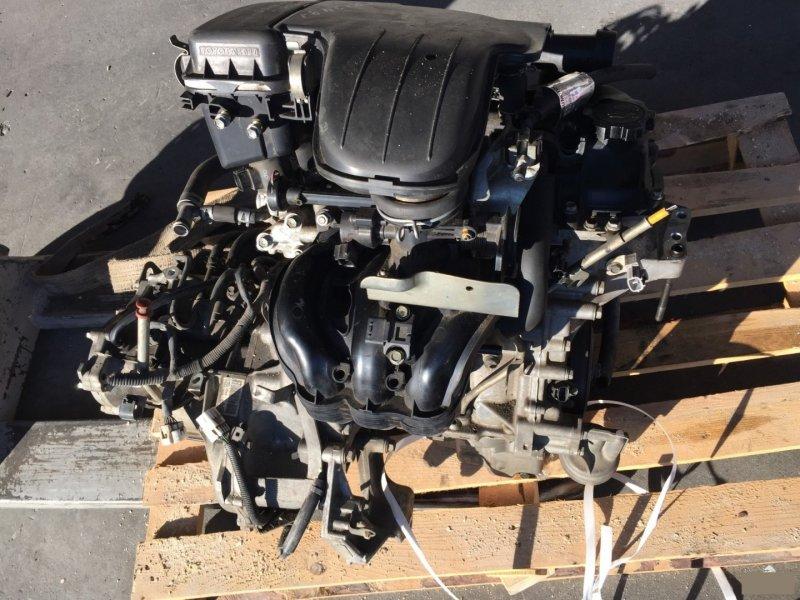 Двигатель Daihatsu Boon M300S 1KRFE (б/у)