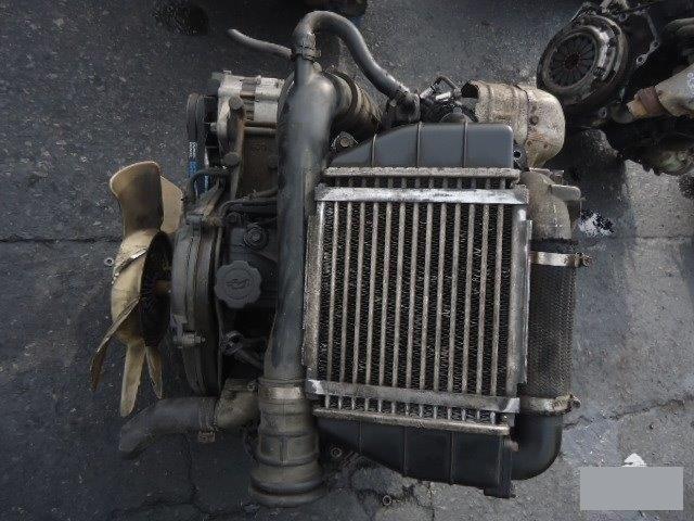 Двигатель Kia Sportage RT (б/у)
