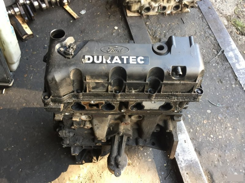 Двигатель Ford Focus CDDA (б/у)