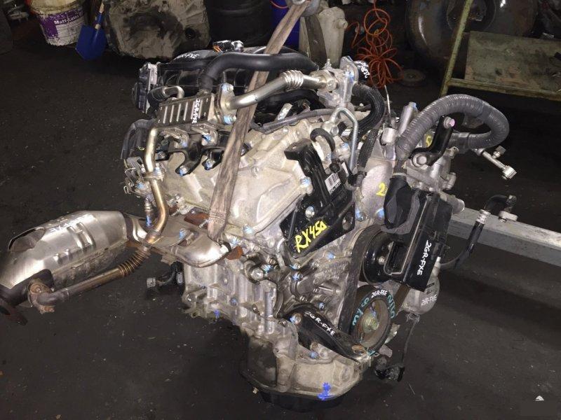 Блок цилиндров Lexus Rx450H 2GRFXE (б/у)