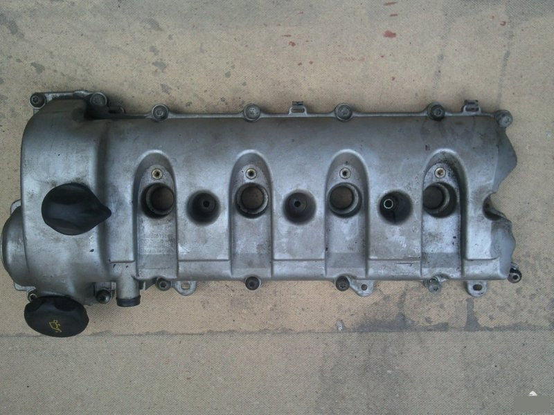 Клапанная крышка Porsche Cayenne M4800 (б/у)